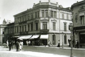 Casa Capsa la 1900