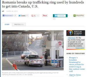 Romania ring