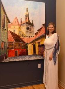 Claudia Mandl - tablou mare