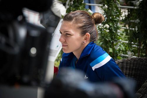 Halep pierde în primul tur la Australian Open