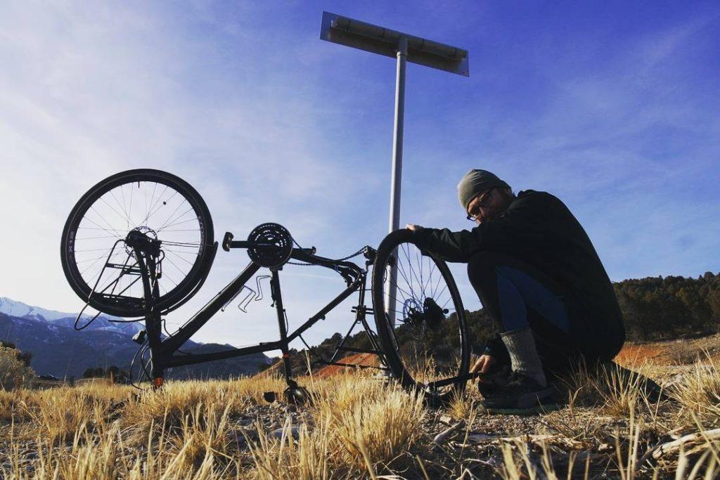 radu paltineanu bicicleta